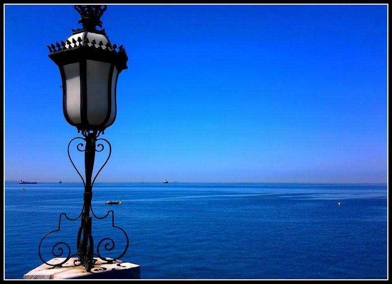 Il Blu tra cielo e mare di Annalisa Mauro