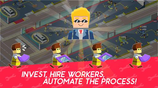 Idle Mechanics Manager u2013 Car Factory Tycoon Game 1.16 screenshots 3