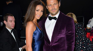 Mark Wright and Michelle Keegan long-distance love