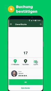 CleverShuttle- screenshot thumbnail