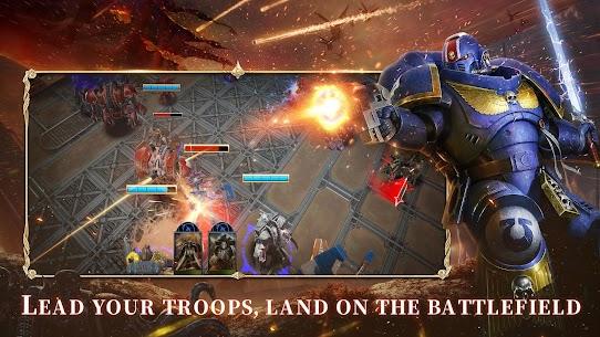 Warhammer 40,000 Lost Crusade Apk Mod God Mod 6