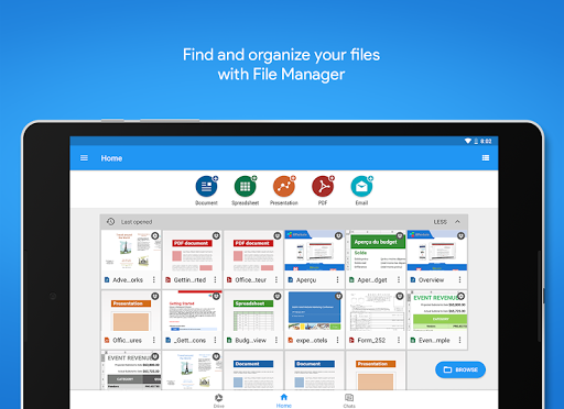 OfficeSuite - Office, PDF, Word, Excel, PowerPoint screenshot 13