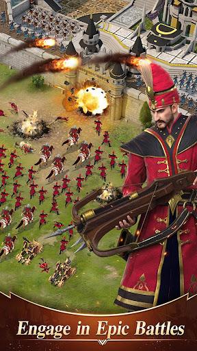 Origins of an Empire - Real-time Strategy MMO  captures d'u00e9cran 2