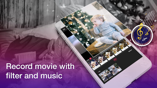 Video Editor With Music App, Video Maker Of Photo 2.5.0 screenshots 1