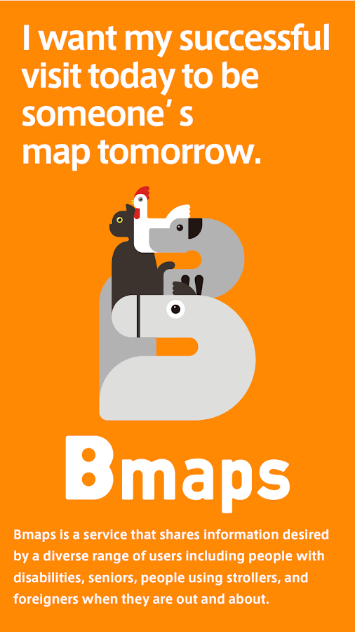 Bmaps- screenshot