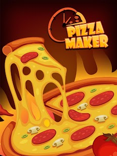 Restaurant Mania: Pizza Maker Kids - náhled