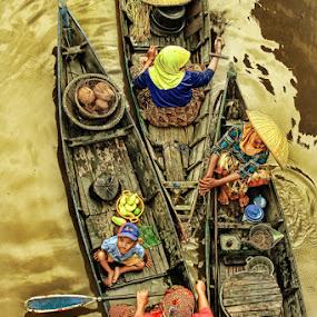 .: crossing transactions :. by Faizal Fahmi - Transportation Boats