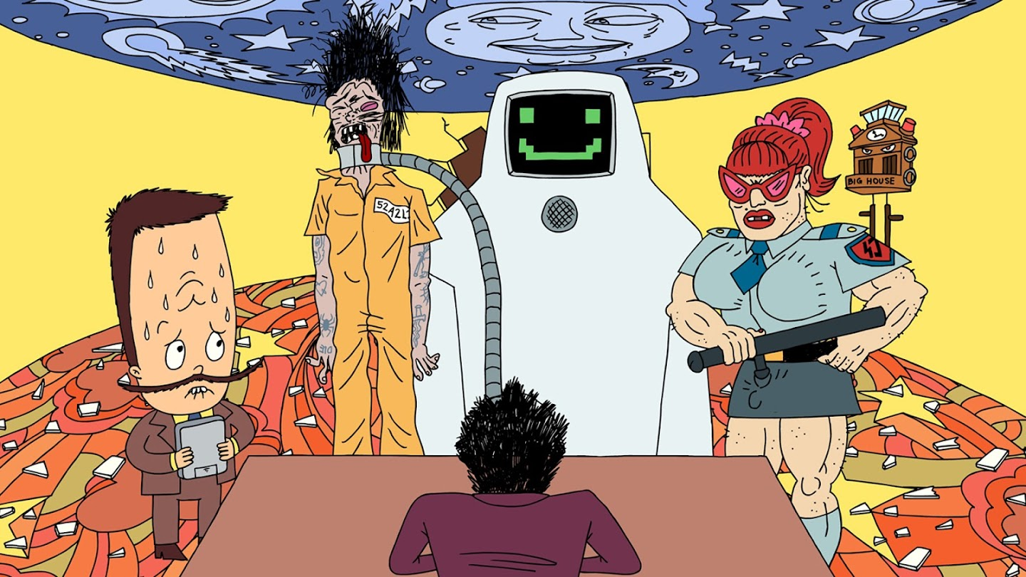 Watch Superjail live