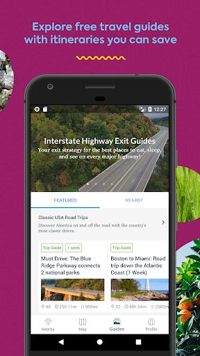 Roadtrippers - Trip Planner screenshot 5