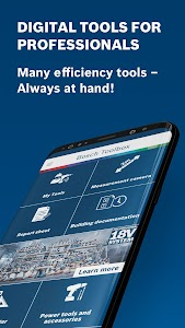 Bosch Toolbox - Digital Tools for Professionals 6.4.2