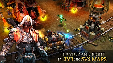Heroes of Order & Chaos Screenshot 14