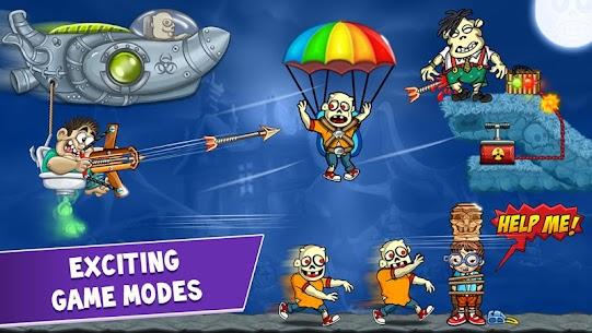 Zombie Archery – Zombies Arrow shooting Games 3