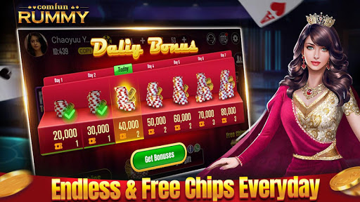 Indian Rummy Comfun-13 Card Rummy Game Online 5.2.20200326 screenshots 3