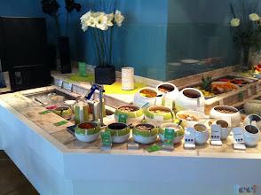 Photo: Morgensmadbuffet på hotellet