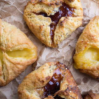 Danish Pastry Without Yeast Recipes.