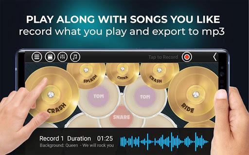 Drum Kit Simulator: Real Drum Kit Beat Maker 2.2.6 screenshots 4