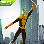 Spider Boy Strange Rope Hero: Amazing Homecoming
