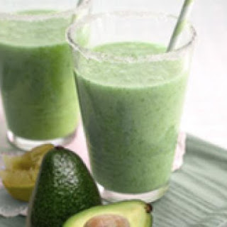 Avacado Banana Smoothie