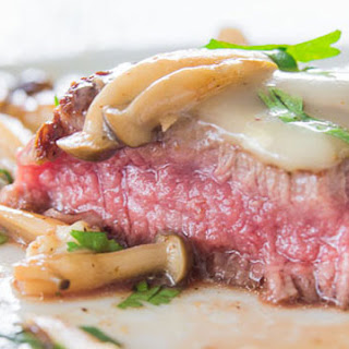 Brie Cheese On Steak Recipes.
