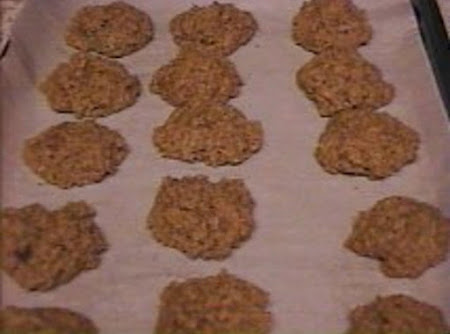 Basic Oatmeal Cookies Recipe