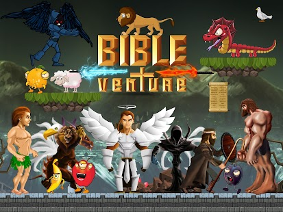 Bible Venture FREE: Beginning screenshot