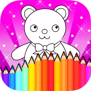 Tải Game Kids painting coloring book