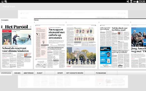 Het Parool digitale krant screenshot 16
