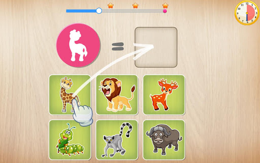 Animals Puzzle for Kids  - screenshot