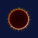 Eclipse weather icons icon