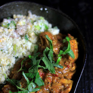 Garam Masala Chicken Curry Recipes.