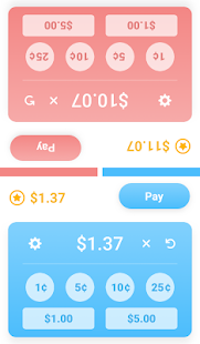 Money Math Duel - Two Player Currency Game Screenshot