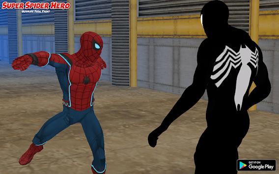 Super Spider Hero Ultimate Fatal Fight apk screenshot