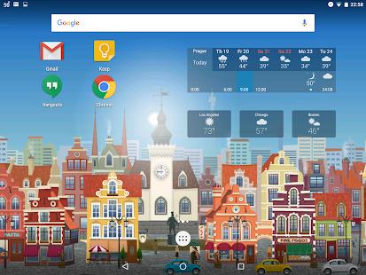 Precise Weather YoWindow Screenshot 12