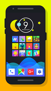 Rocsy Square - Icon Pack 1.6.2 (Paid)