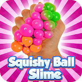 Squishy Balls Slime For Kids