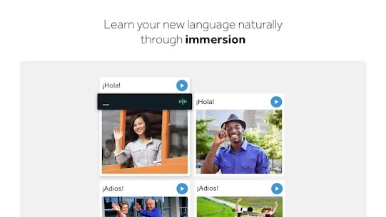 Rosetta Stone Mod Apk 6.13.0 Latest (Premium Unlocked + No Ads) 3