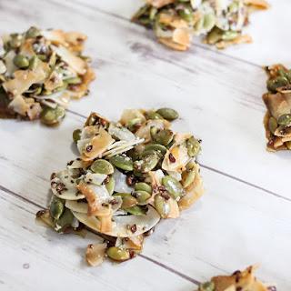 Crunchy Coconut Cluster Recipe