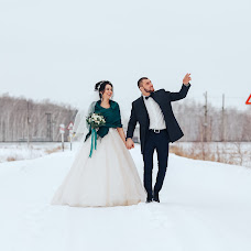 Wedding photographer Andrey Kozyakov (matadorOmsk). Photo of 21.01.2019