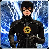 Black Flash speed hero vs Zoom flash hero battle