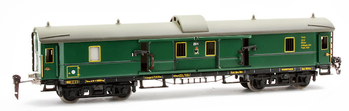 Photo: KPEV Baggage Car no. 2514