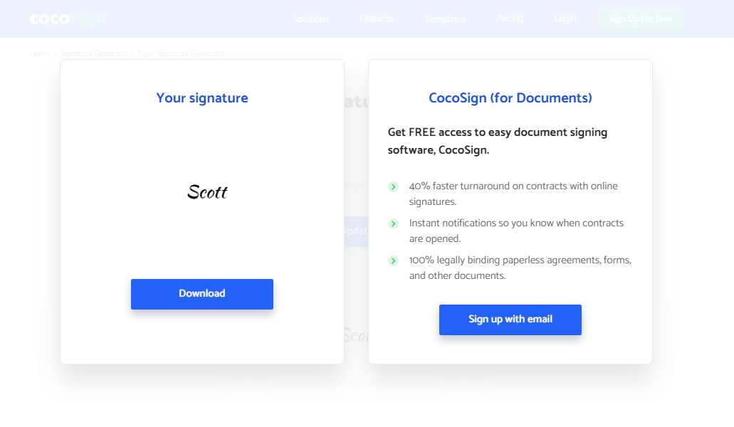 Steps 3 How to Sign PDF with Digital Signature