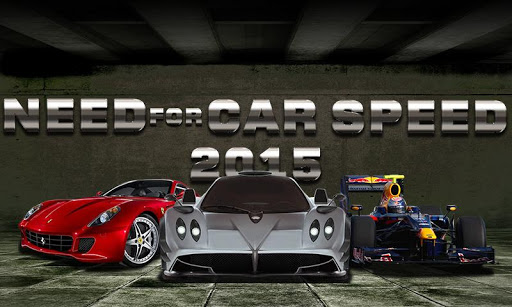 Need for Car Speed 2015