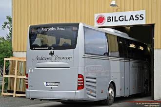 Photo: A#: XD 78968 i Verdal, 09.06.2008. Andersson Buss AS, Snåsa.