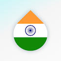 Drops: Learn Hindi language and alphabet for free icon