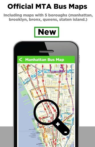 玩免費遊戲APP|下載NYC Bus Tracker (MTA with Map) app不用錢|硬是要APP