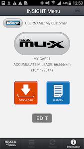 IsuzuConnectWorld screenshot 1