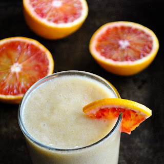Creamy Citrus Smoothie.