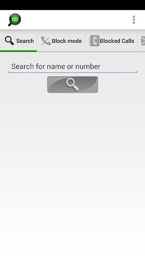 NumberBook Block Numbers