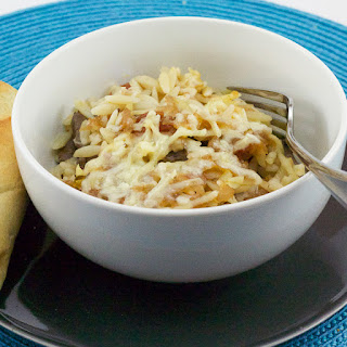 Youvetsi | Greek Lamb Stew With Orzo.