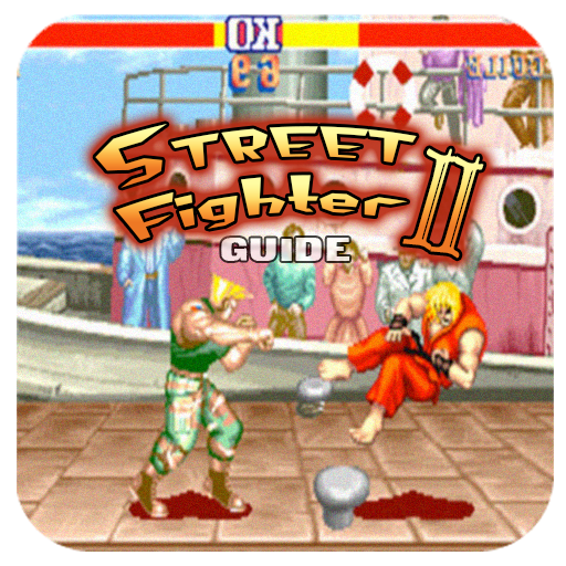 Guíate Street Fighter 2